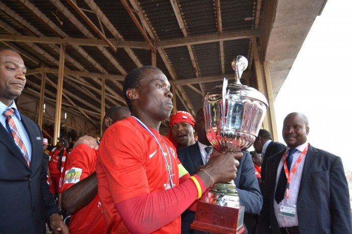 Bullets captain Chiukepo Msowoya rifts 2016 Presidential Cup